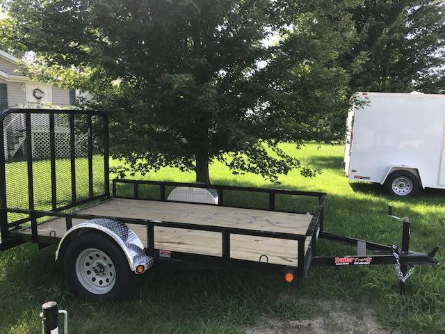 2017 Load Trail 72X10 SE Utility Trailer
