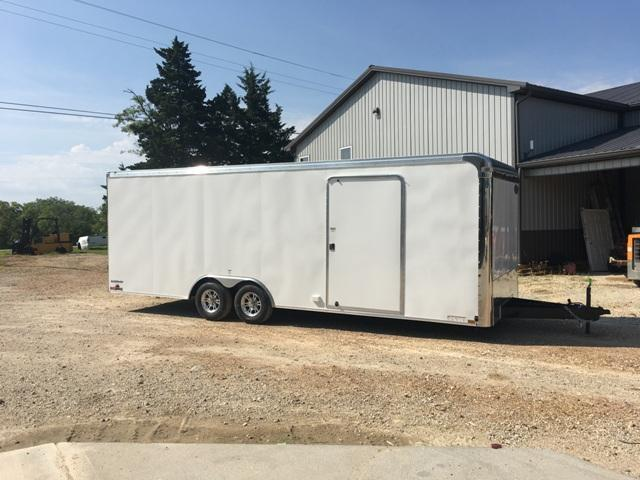 2019 Continental Cargo AM8.524TA3 Enclosed Cargo Trailer