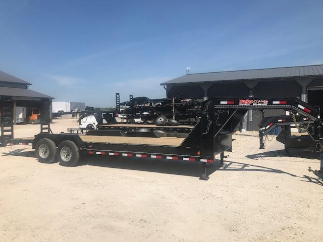 "2017 Load Trail 37064 Equipment Trailer 83"" 24"