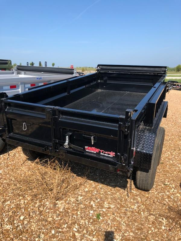 2018 Load Trail 60X10 Dump Trailer