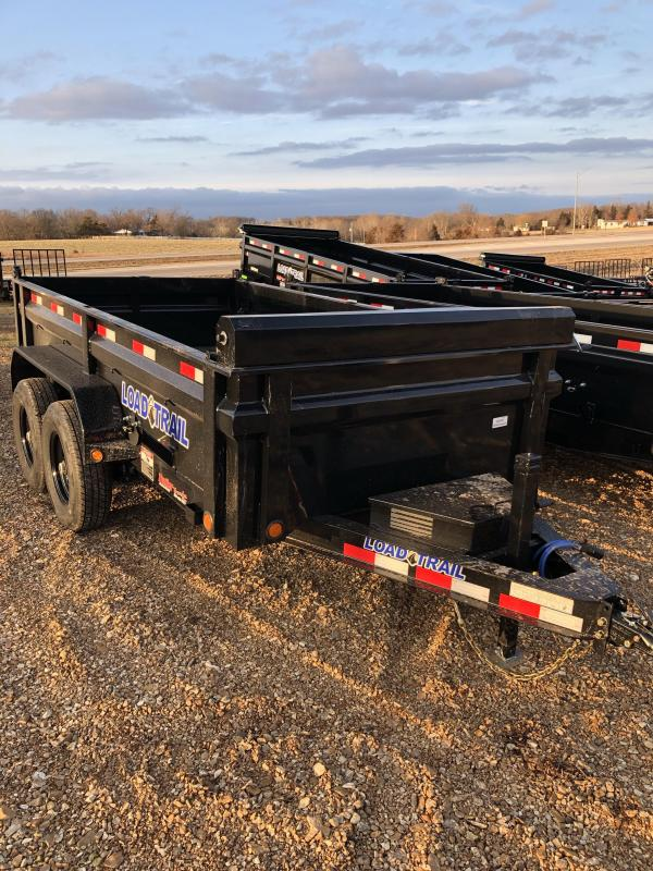 2020 Load Trail 72X12 LOAD TRAIL DUMP Dump Trailer