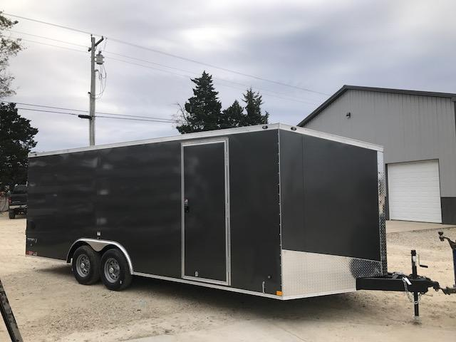 2018 Stealth Trailers 8.5X20 TITAN SE 10K Enclosed Cargo Trailer