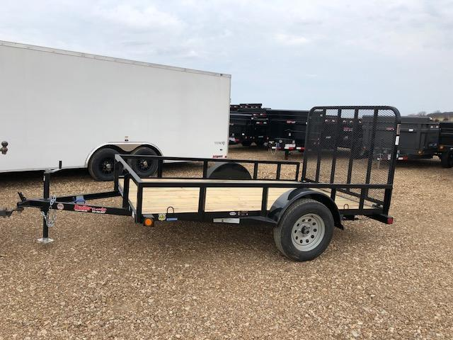 2018 Load Trail 77X10 SE SINGLE AXLE Utility Trailer