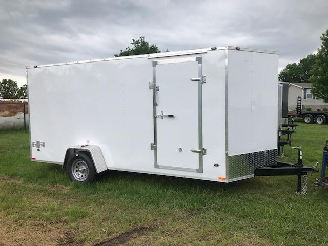 2018 Stealth Trailers MUSTANG Enclosed Cargo Trailer 6