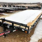 """2019 Load Trail 102"""" X 20' Deck Over Pintle Hook Equipment Trailer"""