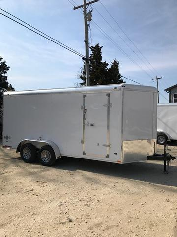 2018 Stealth Trailers 61389 Enclosed Cargo Trailer 7