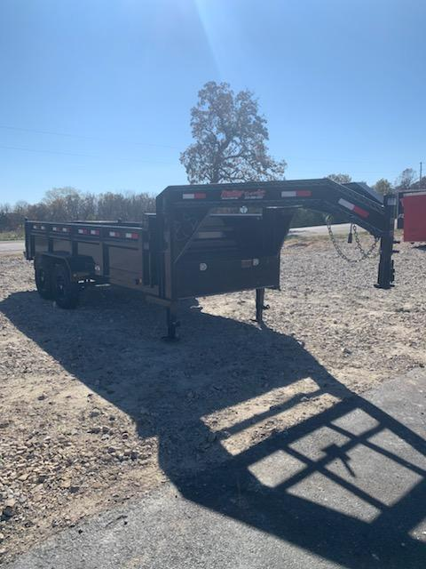 2020 Load Trail 2020 83X16 LOAD TRAIL GOOSENECK DUMP Dump Trailer