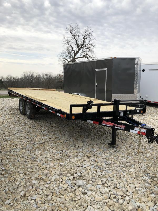 2019 Load Trail 102X20 Flatbed Trailer