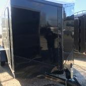 2019 Impact Trailers 7X12 TREMOR Enclosed Cargo Trailer