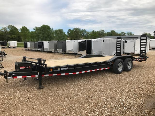 "2017 Load Trail 35831 Flatbed Trailer 102"" X 24"