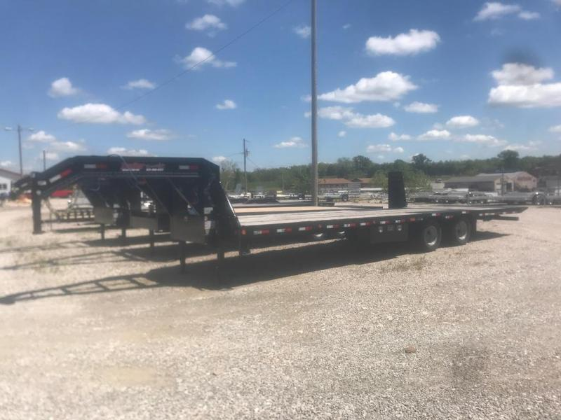 2018 Load Trail 102x32 Flatbed Trailer