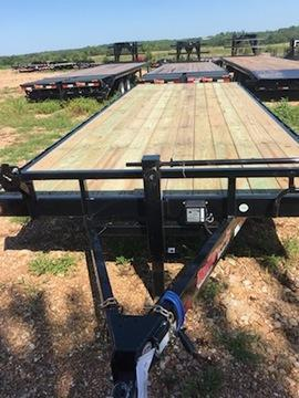 2019 Load Trail 102X22 Flatbed Trailer