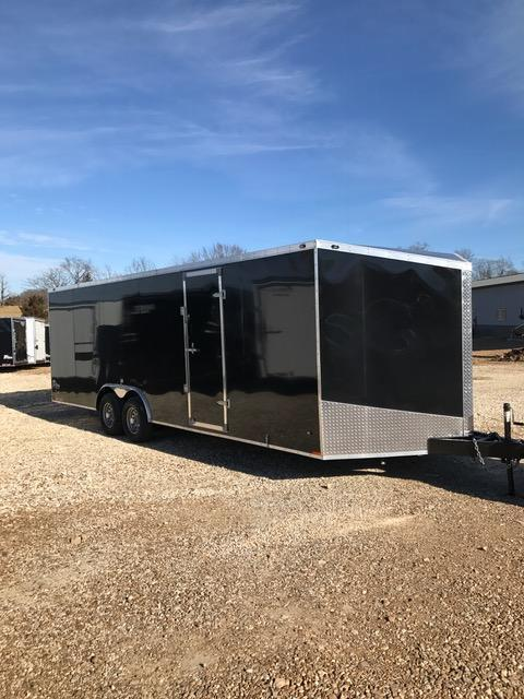 2017 Stealth Trailers 55517 Enclosed Cargo Trailer 8.5