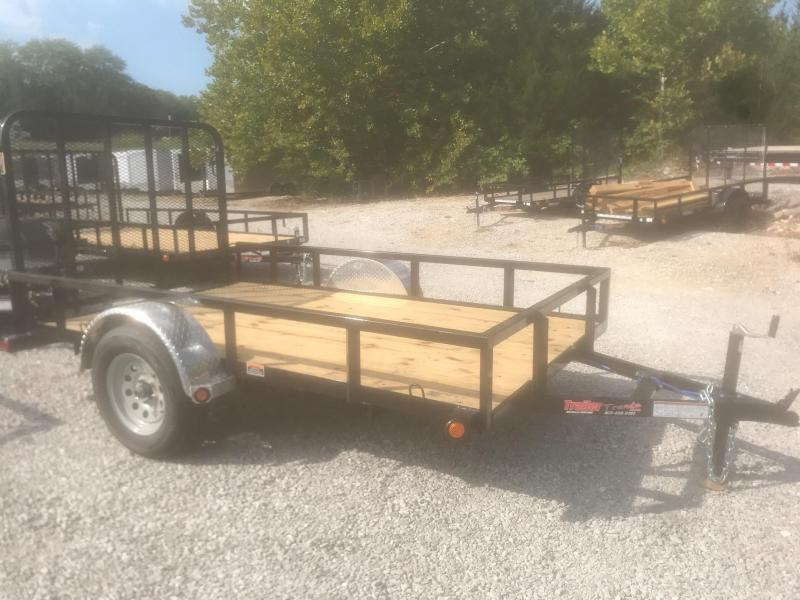 2019 Load Trail 72x10 SE SINGLE AXLE Utility Trailer