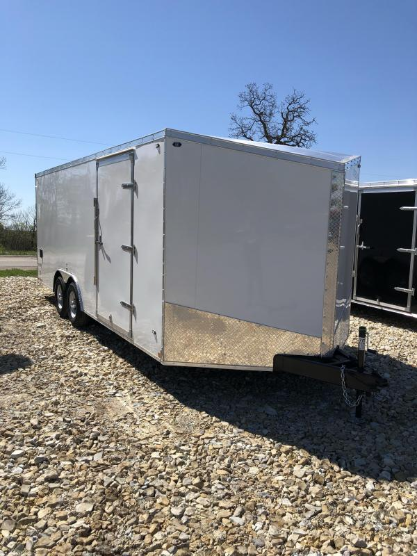 2020 Stealth Trailers 8.5X20 Enclosed Cargo Trailer