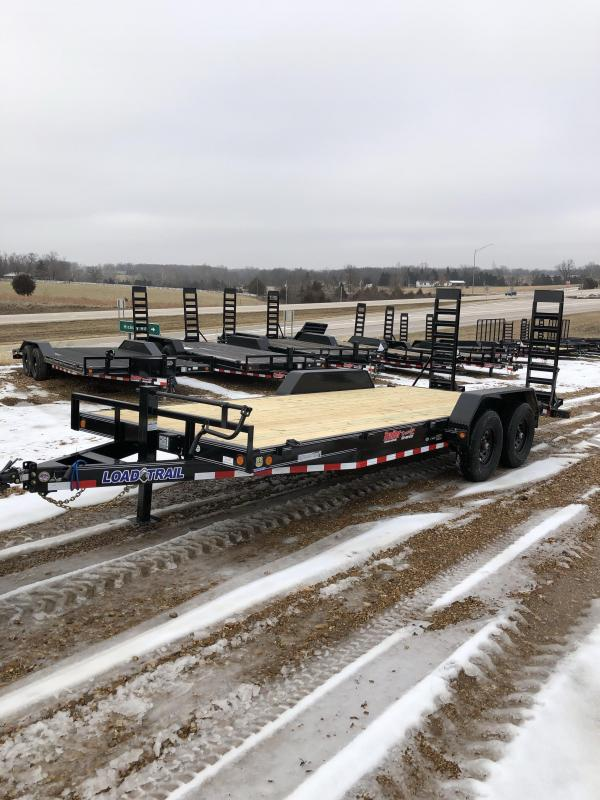 2020 Load Trail CH8320072-18069 Flatbed Trailer