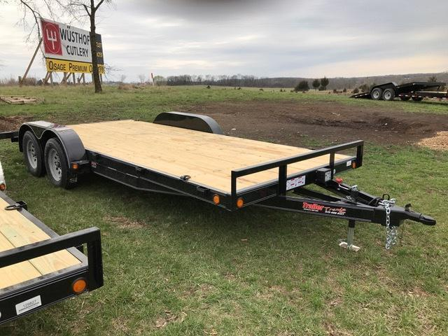 2018 Load Trail 83x18 Car / Racing Trailer