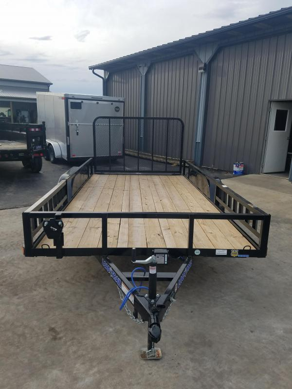 2019 Load Trail 83x14 LOAD TRAIL UTILITY Utility Trailer