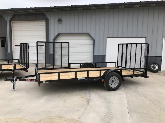 2018 Load Trail 83X14 SE Utility Trailer