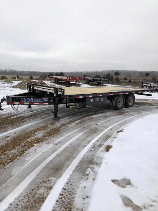 2020 Load Trail PE0222072_26194 Flatbed Trailer