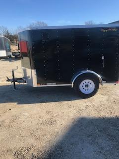 2019 DooLitttle  5x8 Cargo Enclosed Cargo Trailer