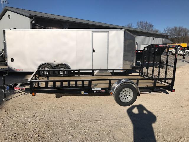 2018 Load Trail 77X14 SE Utility Trailer