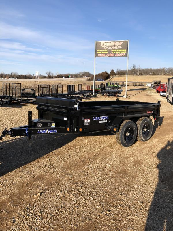 2020 Load Trail 72X12 LOAD TRAIL Dump Trailer