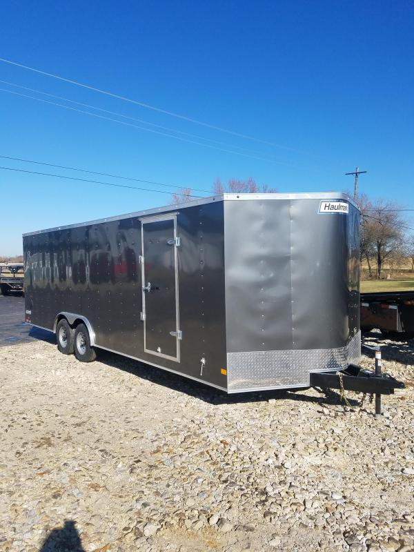 2020 Haulmark 8.5X24 HAULMARK PASSPORT CARGO Enclosed Cargo Trailer