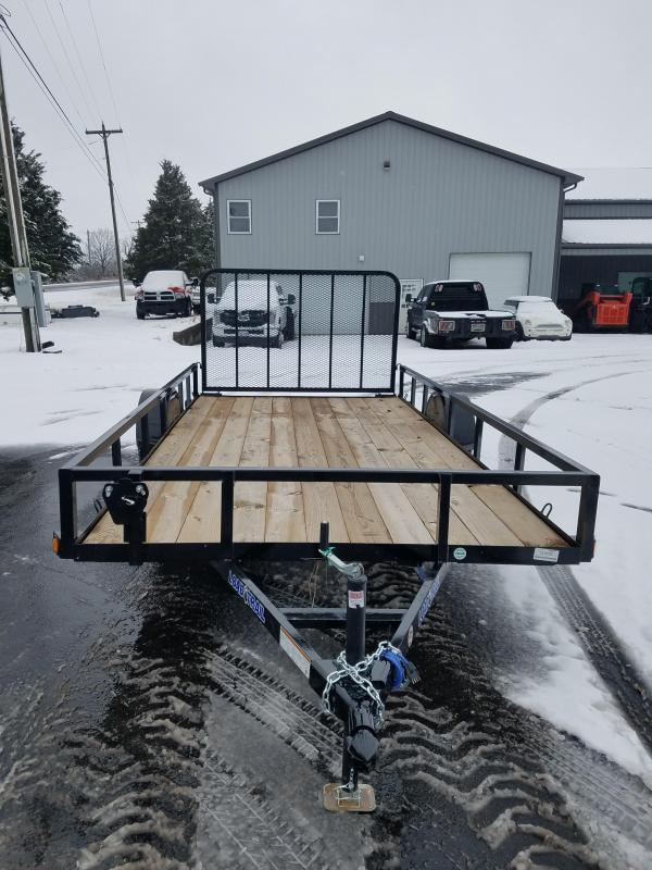 2019 Load Trail 83x14 LOAD TRAIL UTILITY Utility Trailer