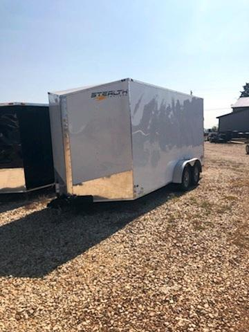 2019 Stealth Trailers MUSTANG Enclosed Cargo Trailer