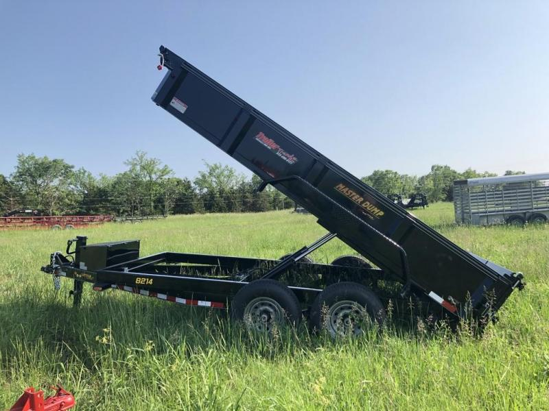2019 Doolittle Trailer Mfg 82X18 Dump Trailer