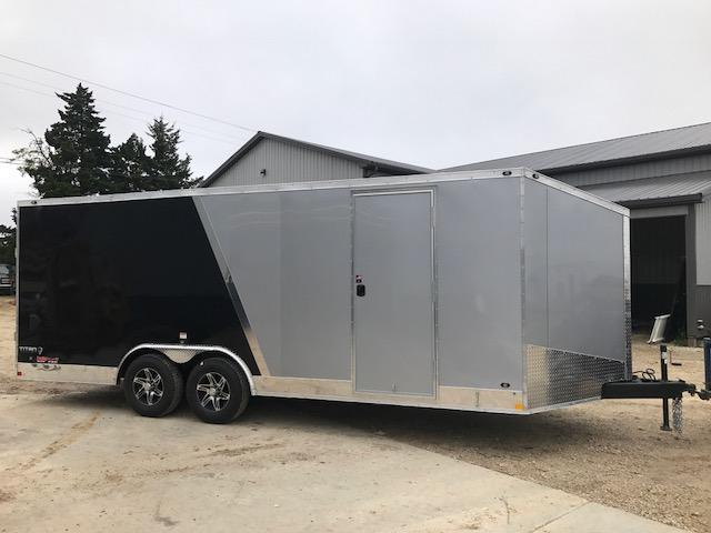 2018 Stealth Trailers 8.5X20 TITAN SE 10K TWO TONE Enclosed Cargo Trailer