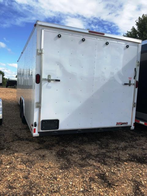 2017 Other 8.5X24 TT Enclosed Cargo Trailer