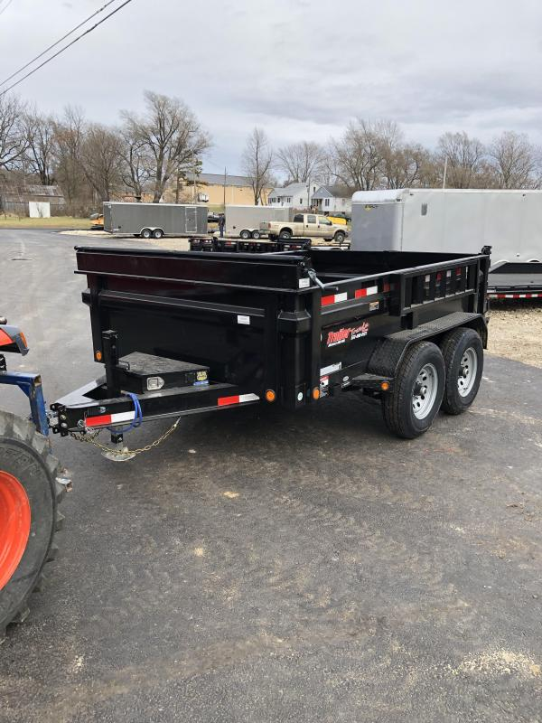 2020 Load Trail 2020 83X10 LOAD TRAIL DUMP Dump Trailer