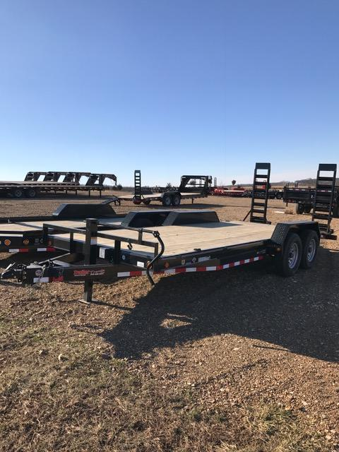 "2017 Load Trail 27935 Flatbed Trailer 83"" X 20"