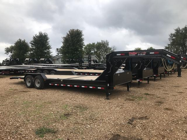 2018 Load Trail 83X24 GOOSENECK TILT N GO 14K Equipment Trailer