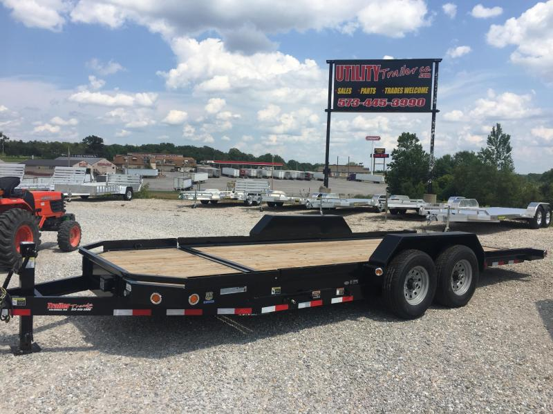 2017 Load Trail TL 83X20 LOW PRO TILT Equipment Trailer