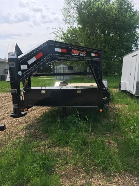 2018 Load Trail 102X22 Flatbed Trailer