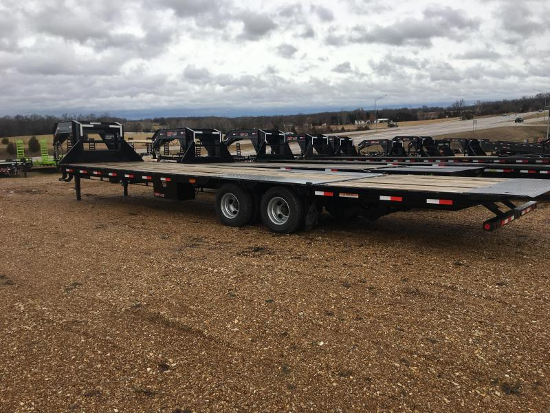2019 Iron Bull 102x34 Flatbed Trailer