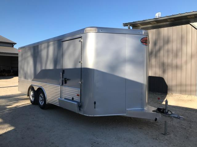2017 Sundowner Trailers SUNLITE Enclosed Cargo Trailer 8.5