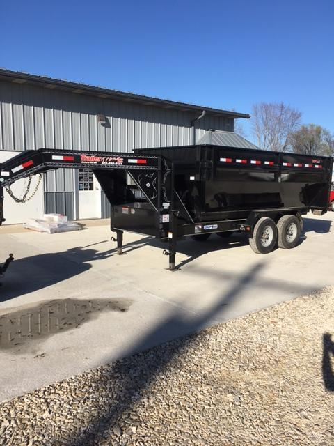 "2017 Load Trail 25466 Dump Trailer 83"" X 14"