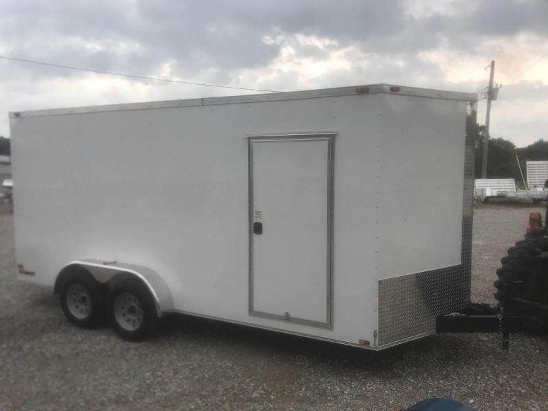 2019 Triple R Extra Height Enclosed Cargo Trailer