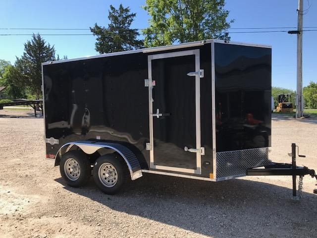 2018 Stealth Trailers STET612TA2 Enclosed Cargo Trailer 6