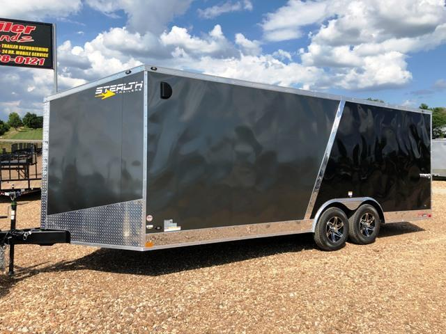 2019 Stealth Trailers 8.5 X 20 Enclosed Cargo Trailer