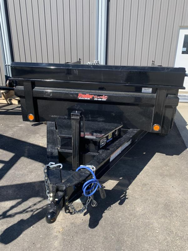 "2019 Load Trail 72"" X 10' Tandem Axle Dump Dump Trailer"