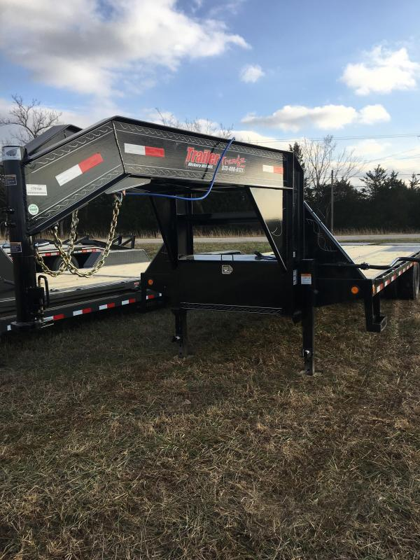2019 Load Trail 102 x 28 GP Flatbed Trailer