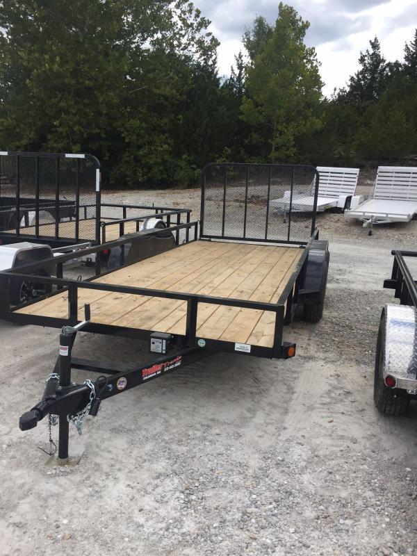 2018 Load Trail UE77X16 Utility Trailer