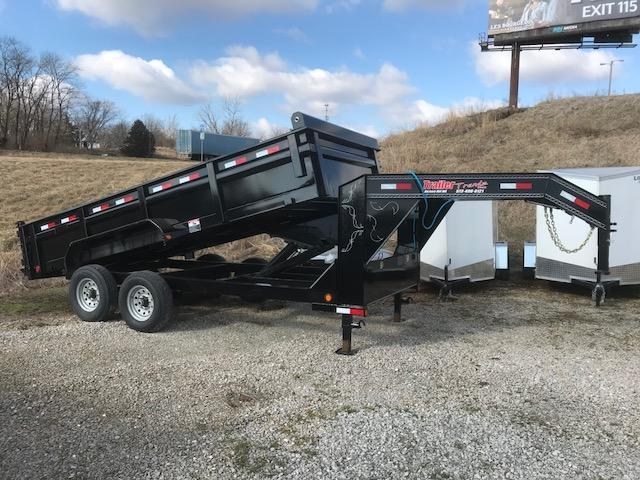 2018 Load Trail 83X16 14K GOOSENECK Dump Trailer