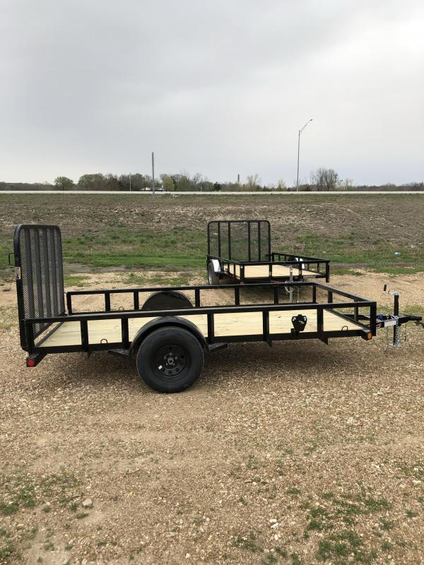 2019 Load Trail 77X12 Utility Trailer