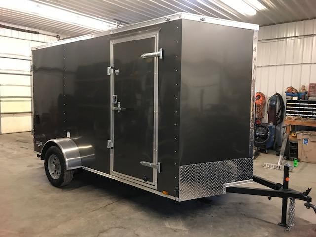 2018 Continental Cargo 6.5X12 V SERIES Enclosed Cargo Trailer